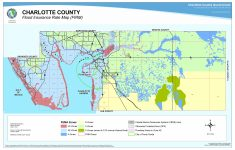 Your Risk Of Flooding – Punta Gorda Florida Map