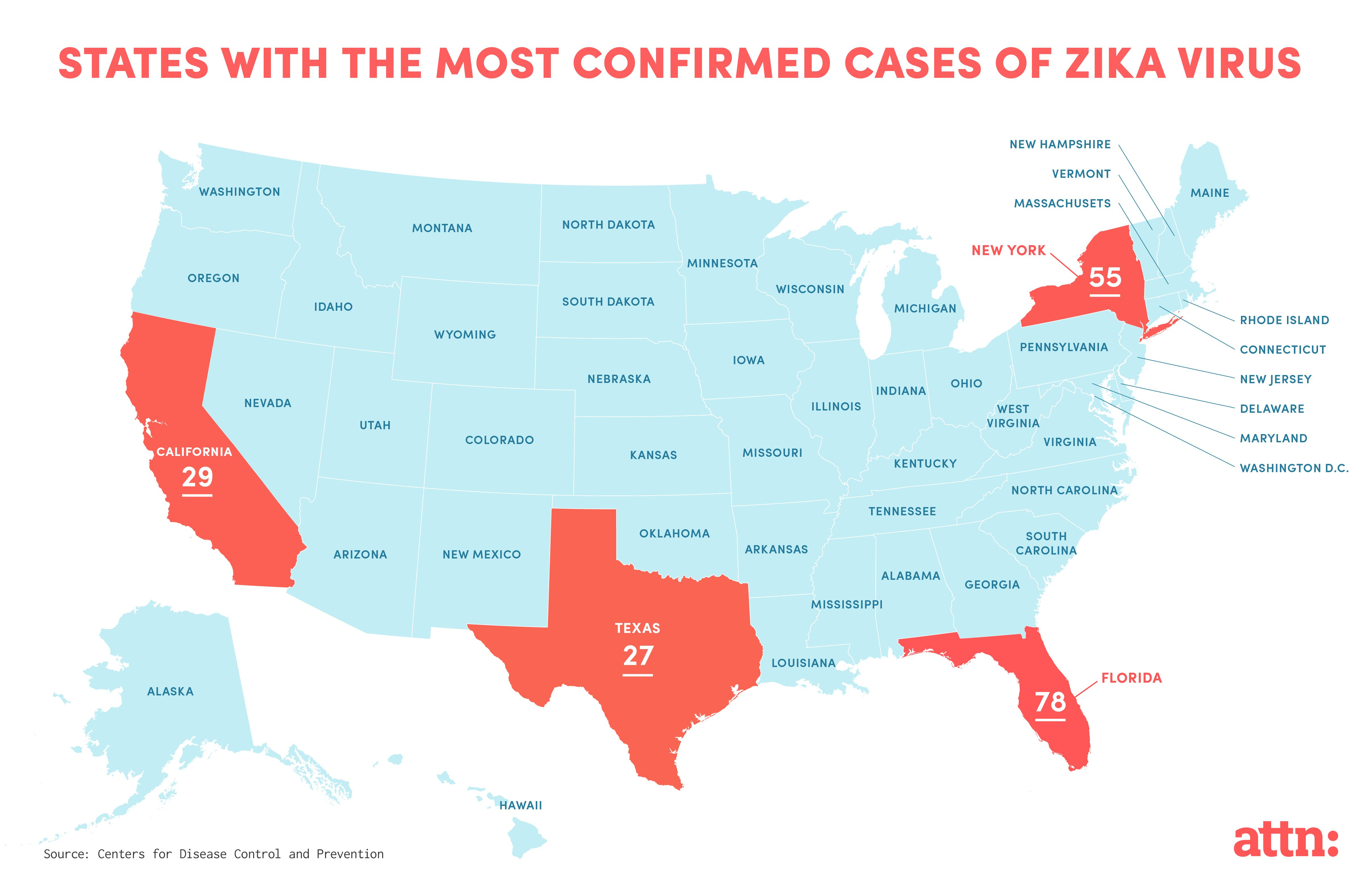 Zika Virus Florida Map Luxury Zika Virus Map Usa States   Map Of Canada - Zika Florida Map