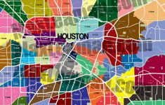 Zip Code Map Of Houston, Tx – Har – Texas Zip Code Map